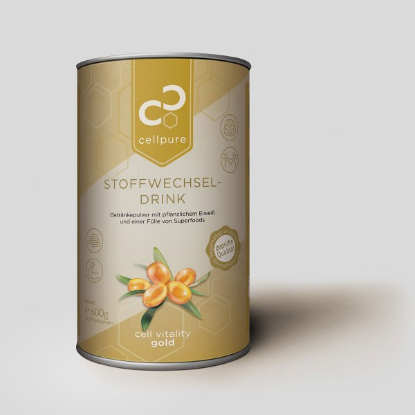 cell vitality gold 600g