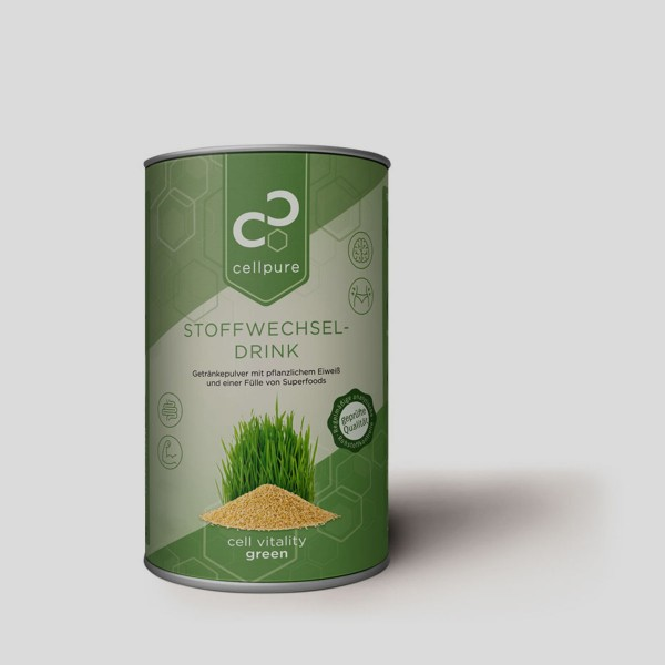 cell vitality green 240g